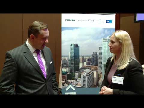 Krzysztof Walenczak, Chief Country Officer Poland, Societe Generale