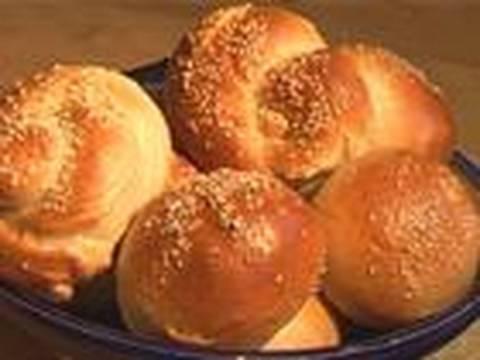 how to make porridge buns