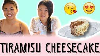 Baking With Peeps  ❤ Tiramisu Cheesecake