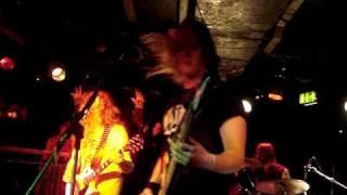 Nekromantheon - Divinity of Death (London - Live Evil 2010)