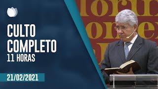Culto Matutino 11h   Rev. Hernandes Dias Lopes    Igreja Presbiteriana de Pinheiros   IPP TV