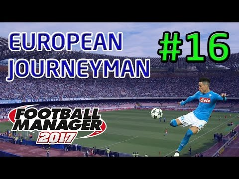 FM17 European Journeyman: Napoli - Episode 16: Steadying The Ship!