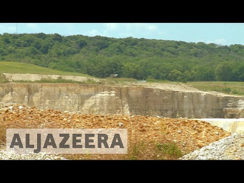 Thumbnail: US farmers say sand mining destroying environment