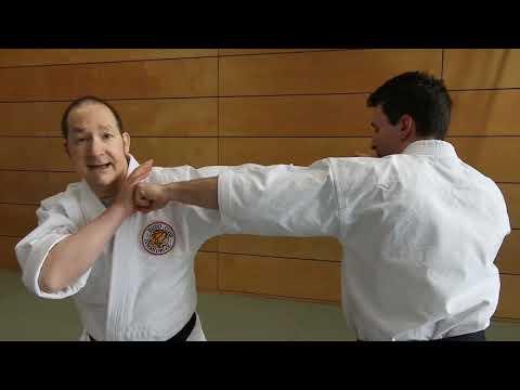 Tenbukan Karate Nr. 1 Training mit Th. Schwarz