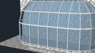 ПРИМЕР 3D ВИЗУАЛИЗАЦИИ ЗИМНЕГО САДА (MODEL 10)(, 2012-03-24T17:52:32.000Z)