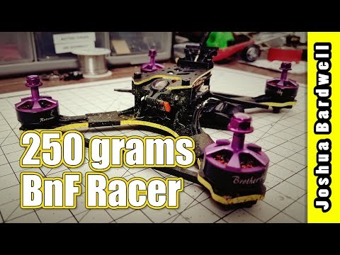 Catalyst Machineworks Norris Superlight FPV Racing Quadcopter Review