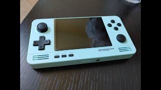 Mở hộp Retroid Pocket 2-Máy chơi game retro handheld từ Trung Quốc tốt nhất 2020