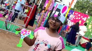 The Learning Carnival '19 Part - Children Projects at THE SUN SCHOOL, VIZIANAGARAM