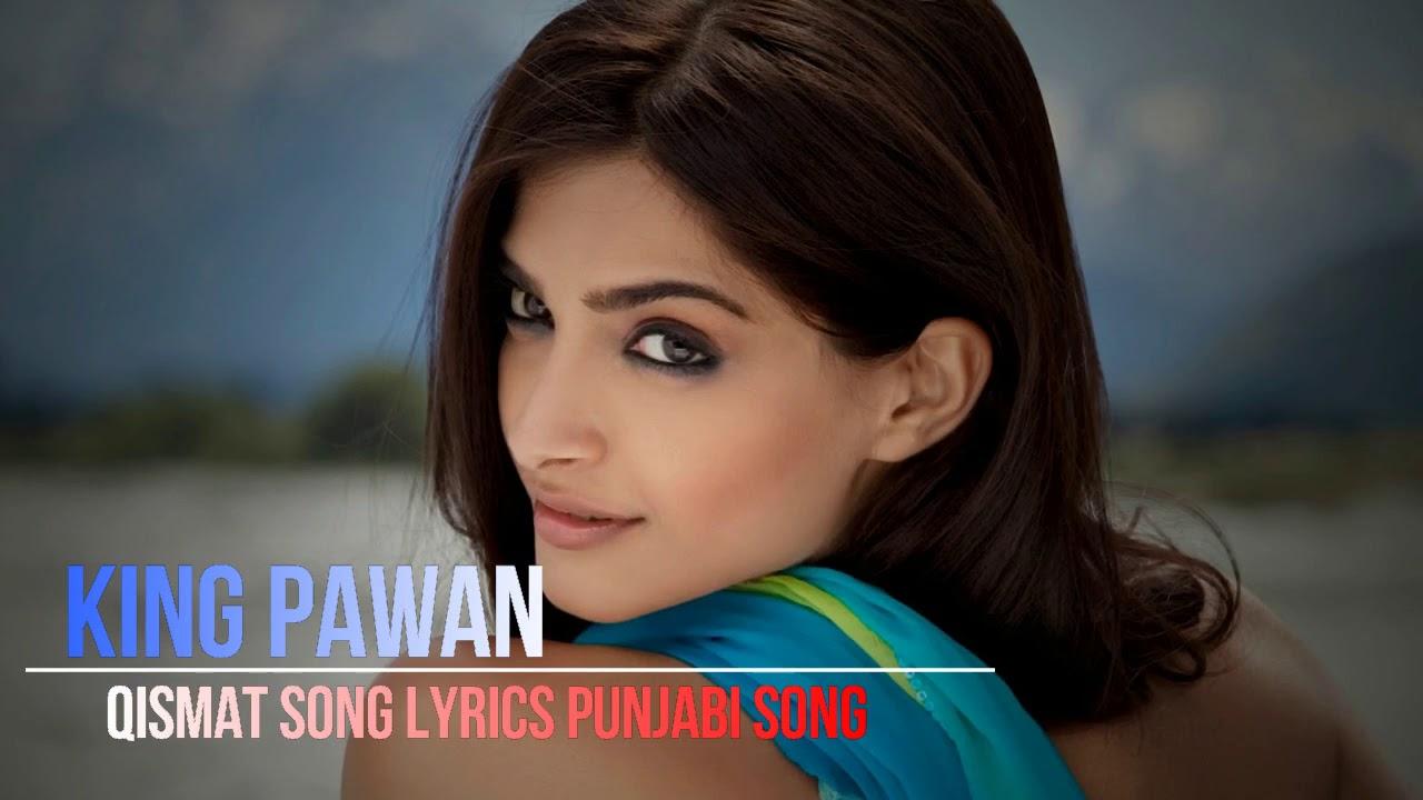 Punjabi love song lyrics