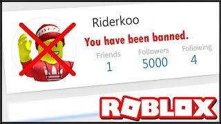 j'ai reçu une interdiction sur ROBLOX! -PÊCHE À LA TRAÎNE, QUI A REBONDI À LA MANIÈRE DU MAL!
