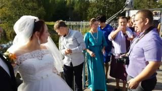 Свадьба Горбунят.  Прощай фамилия...