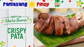 Super Crispy Pata Recipe with Yummy Sawsawan - Panlasang Pinoy