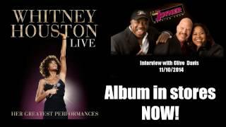 Clive Davis on Whitney Houston