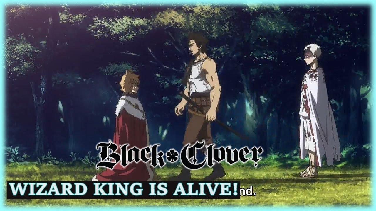 Download Wizard King Is Alive   Black Clover Episode - 121   anime NOOBS