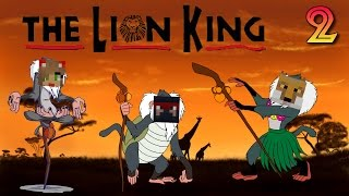 Minecraft Xbox: The Lion King {Stranger Danger}