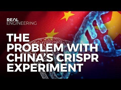 Designer Babies The Problem With China's CRISPR Experiment