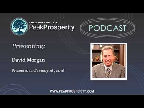 David Morgan: We Are On The Precipice