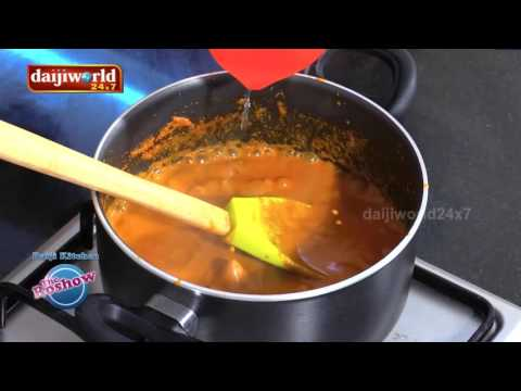 Sardines In Thick Gravy, Mangalorean | The Roshow - Daiji Kitchen | Recipe 48