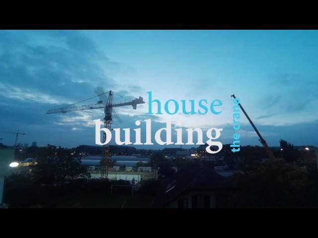 House Building - Zeitraffer eines Hausbaus