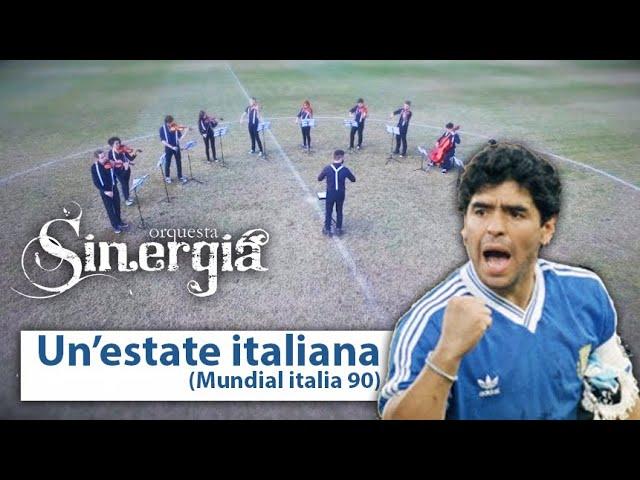Orquesta Sinergia - Un'estate Italiana