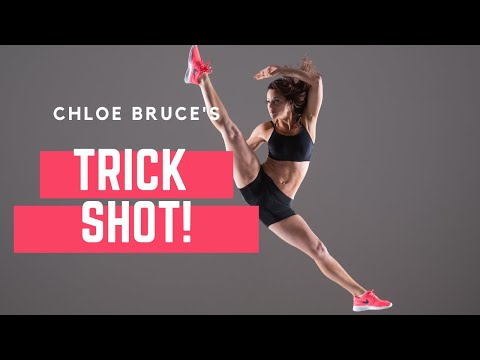 Martial arts v's Break Dance - Chloe Bruce