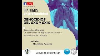 Diálogos en profundidad sobre GENOCIDIOS DE LOS SXX Y SXX (2)