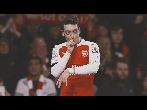 Mesut Özil ▶ Conductor 15/16 | 720p