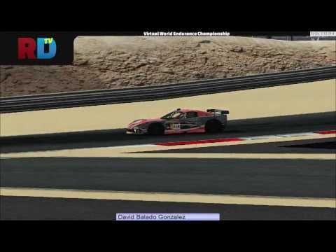 Virtual World Endurance Series - 8 Hours of Bahrain (Part 1)