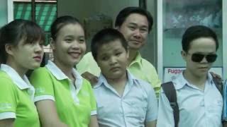 Trường phổ thông đặc biệt Nguyễn Đình Chiểu Tp.Hồ Chí Minh