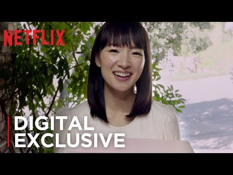 Tidying Up with Marie Kondo | #GotJoy Contest | Netflix