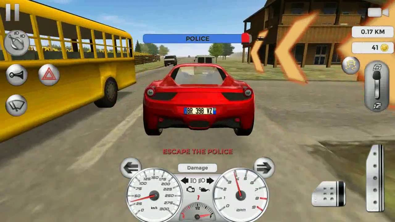 Real Driving 3D e06 - Ferrari - Android GamePlay HD - YouTube