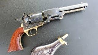 実弾射撃 コルト M1848 ドラグーン (Colt M1848 Dragoon)