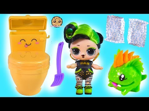 Pooparoos Squishy Toys with Water Dip Blind Bags !  LOL Surprise + Shopkins Video