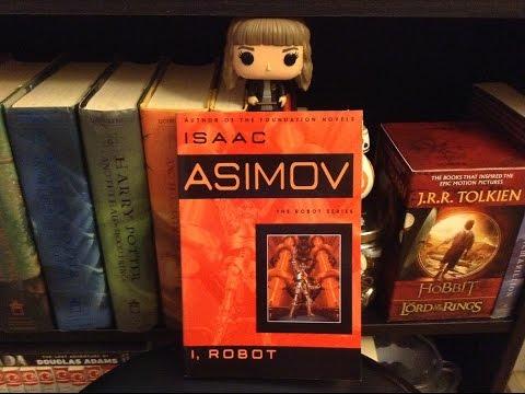 Spoiler! Review of I, Robot