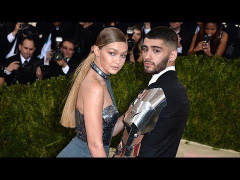 Pregnant Gigi Hadid Calls Zayn Malik 'Baby Daddy' in Passionate ...