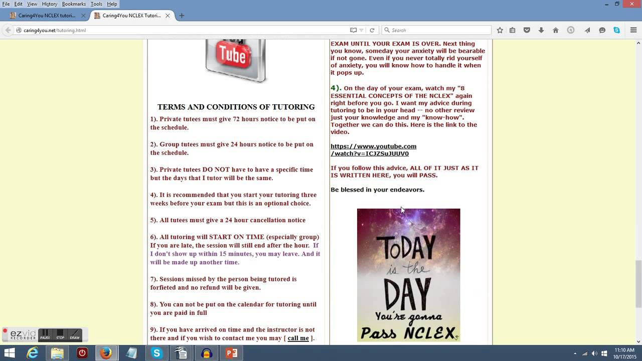 How To Study For The Garrison RN & LPN NCLEX Review - YouTube - photo#30