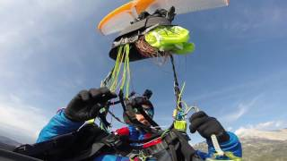 Paragliding d-bag