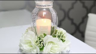 Dollar Tree Centerpiece DIY Series - Video #2 of 5