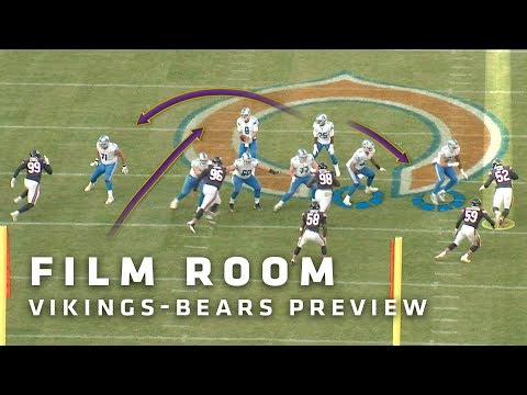 Film Room: Mack's All-Around Defensive Impact, Trubisky's Dual-Threat Ability