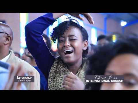 CJ TV Apostle Tamrat Tarekegn megabit 1 2009 Part 1 worship