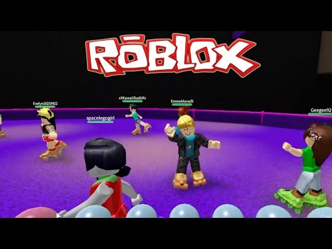Roblox / Roller Skating! / Amazing Tricks and Big Poo! / Gamer Chad Plays