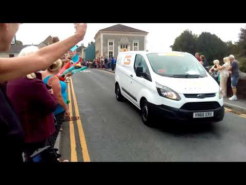 Tour of Britain 2018 - kidwelly
