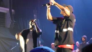 Jay Z and Jay Electronica - We Made It (remix) - B-Sides - Terminal 5 NYC May 17, 2015