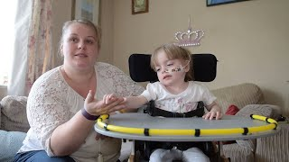 Toddler Diagnosed With Alzheimer's-Like Condition