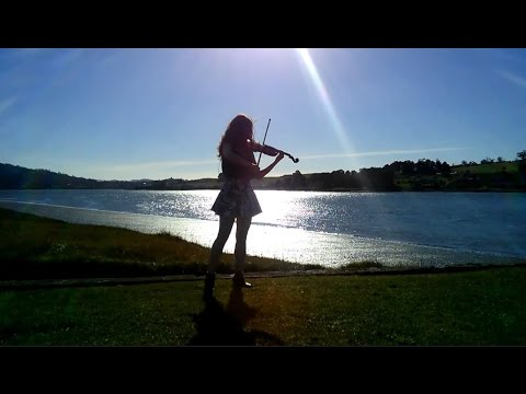 Above All violin cover by Sila Han