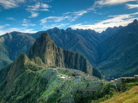 Machu Picchu - Timelapse (4K)