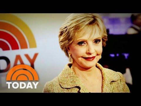Florence Henderson Dies At Age 82  TODAY