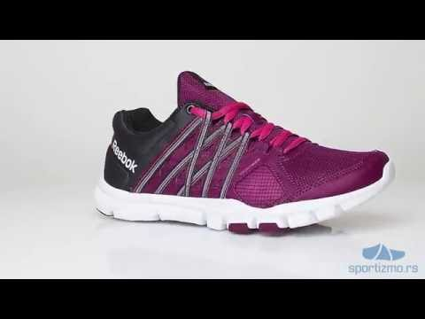 e80bdae1657fd0 REEBOK PATIKE Yourflex Trainette 8.0 Women - YouTube