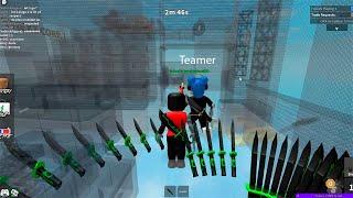 MM2 Hacker vs Teamers #42