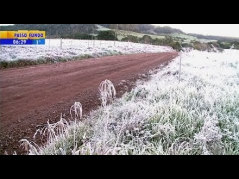 Cold Sweeps the Southern Hemisphere Major Crop Damage (419)